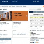 Law Library's New Website