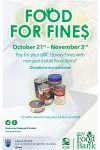 Food for Fines 2013