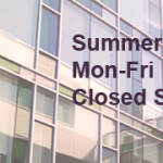 Intersession / Summer Hours