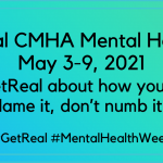 70th Annual CMHA Mental Health Week